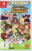 Switch Harvest Moon Light of Hope -- Complete Special Edition (PEGI)