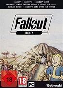 PC Fallout -- Legacy Collection (PEGI) (Fallout 1, 2, Tactics, 3 GOTY, New Vegas UE, 4 GOTY)