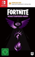 Switch Fortnite -- Schattenfeuer Paket (Donwload Code) (USK)