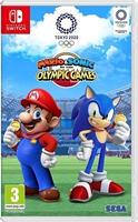 Switch Mario & Sonic bei den Olympischen Spielen: Tokyo 2020 (PEGI)