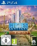 PS4 Cities: Skylines -- Parklife Edition (PEGI)