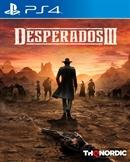 PS4 Desperados 3 (PEGI)