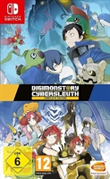 Switch Digimon Story: Cyber Sleuth -- Complete Edition (PEGI)