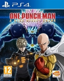 PS4 One Punch Man: A Hero Nobody Knows (PEGI)