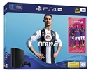 PlayStation 4 1 TB Pro + FIFA 19 + 14 Tage PS Plus Card (USK)