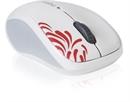 Rapoo - 3100P - White - 5.8 GHz Wireless Mid Level 3 key Mouse