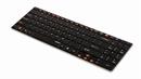 Rapoo - E9070 - 2.4G Wireless 2 Block Keyboard Blade Series, Black***