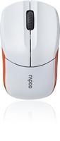 Rapoo - 1190 - 2.4G Wireless Entry level 3 key Mouse, White***
