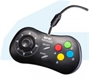 SNK Neo Geo mini  Gamepad, black
