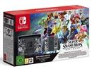 Nintendo Switch Konsole + Super Smash Bros. Ultimate Edition (PEGI)