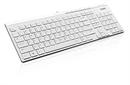 Rapoo - N7000 - White - Wired Slim-Keyboard