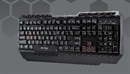 Rapoo - VPRO V55 - Black - Backlit Gaming Keyboard***