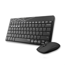 Rapoo - 8000M - Black - Mouse and Keyboard Set