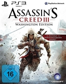 PS3 Assassin´s Creed 3 - Washington Edition (USK)
