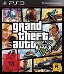PS3 Grand Theft Auto V (USK Uncut)
