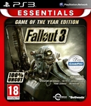 PS3 Fallout 3 -- Game of the Year Essentials (PEGI 100% Uncut)