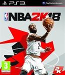 PS3 NBA 2K18 (PEGI)