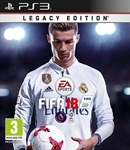 PS3 FIFA 18 -- Legacy Edition (PEGI)
