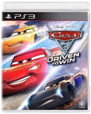 PS3 Cars 3: Driven to Win (PEGI)