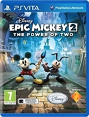 PS Vita Disney Epic Mickey 2:The Power of Two (PEGI)