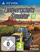 PS Vita Landwirtschafts-Simulator 2018 (PEGI)***