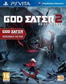 PS Vita God Eater 2 Rage Burst (inklusive God Eater Resurrection) (PEGI)