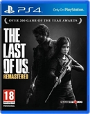 PS4 The Last of Us -- Remastered (PEGI)