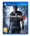 PS4 Uncharted 4: A Thief's End (PEGI)