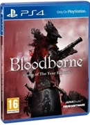 PS4 Bloodborne -- Game of the Year Edition (PEGI)