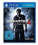PS4 Uncharted 4: A Thief's End (USK)
