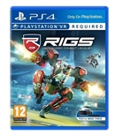 PS4 RIGS: Mechanized Combat League (PSVR benötigt) (PEGI)