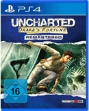 PS4 Uncharted: Drake´s Fortune -- HD Remastered (USK)