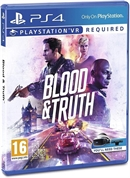 PS4 Blood & Truth (PSVR erforderlich) (PEGI)