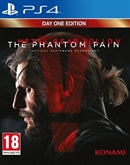 PS4 Metal Gear Solid V: The Phantom Pain -- Day One Edition (PEGI)