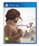 PS4 Syberia 3 (PEGI)