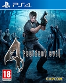 PS4 Resident Evil 4 HD (PEGI)