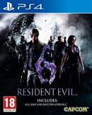 PS4 Resident Evil 6 HD (PEGI)