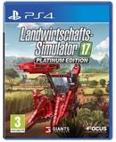 PS4 Landwirtschafts Simulator 17 -- Platinum Edition (PEGI)