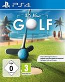 PS4 3D MiniGolf (PEGI)
