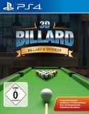 PS4 3D Billard & Snooker (USK)