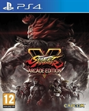 PS4 Street Fighter V -- Arcade Edition  (PEGI)