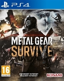 PS4 Metal Gear Survive -- Day One Edition (PEGI)
