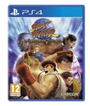 PS4 Street Fighter 30th Anniversary Collection  (PEGI)
