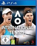 PS4 AO International Tennis (PEGI)