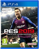 PS4 Pro Evolution Soccer 2019 (PEGI)