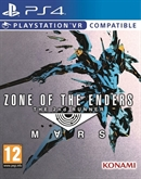 PS4 Zone of the Enders: The 2nd Runner - M∀RS (PEGI)