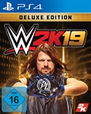 PS4 WWE 2K19 -- Deluxe Edition (USK)