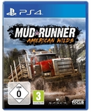 PS4 Spintires: MudRunner -- American Wilds Edition (PEGI)