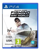 PS4 Fishing Sim World