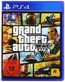 PS4 Grand Theft Auto V (USK Uncut)